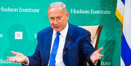 نتانیاهو: هر اتفاقی بیفتد ایران ما را سرزنش میکند