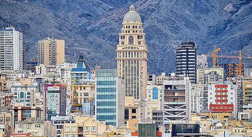 نرخ آپارتمان نوساز در منطقه منیریه تهران+ جدول
