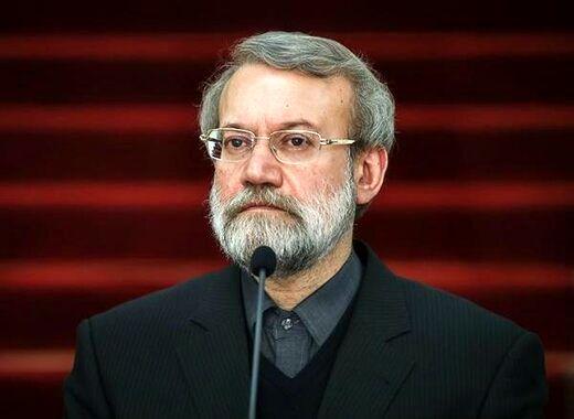 واکنش جالب علی لاریجانی به قهرمانی حسن یزدانی
