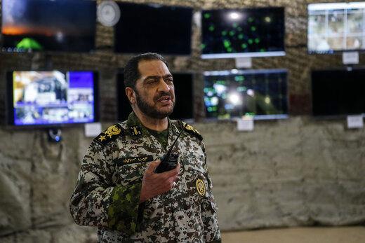 فرمانده پدافند هوایی: هیچ ابرقدرتی جرأت ندارد چشم طمع به کشورمان داشته باشد