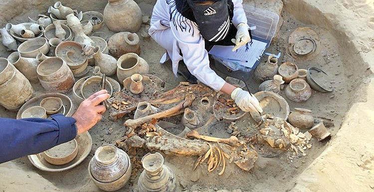 سامانه نقشه باستانشناسی ایران رونمایی میشود