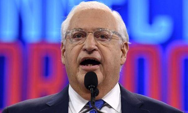 پیشبینی سفیر آمریکا در تلآویو درباره رویکرد سختگیرانه بایدن در قبال ترکیه