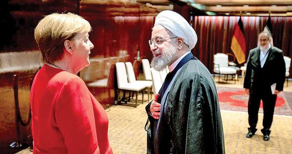 ارزیابی 8 ساله روابط ایران و آلمان