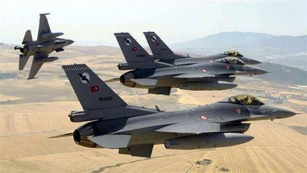 بمباران روستایی در شمال عراق توسط جنگندههای ترکیه