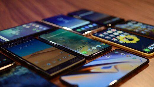 قیمت انواع گوشی های پرطرفدار بازار + جدول