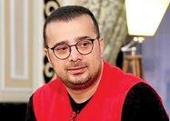 انتقاد سپند امیرسلیمانی از سانسور در تلویزیون