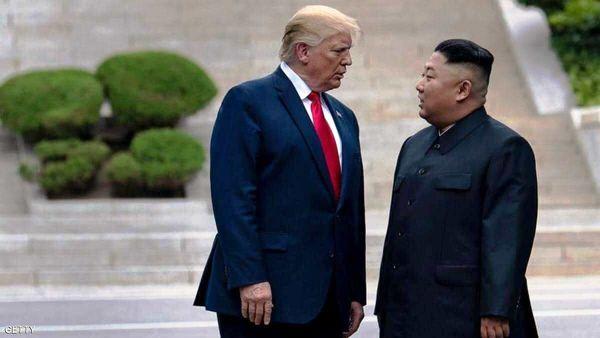 حمله ترامپ به رئیس جمهور کره جنوبی