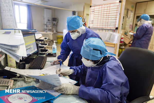 40 هزار پرستار در کشور به کرونا مبتلا شدند