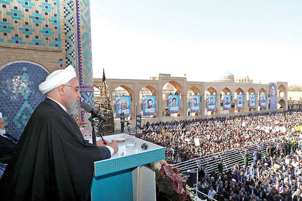 درخواست روحانی برای رسیدگی به فساد میلیارد دلاری
