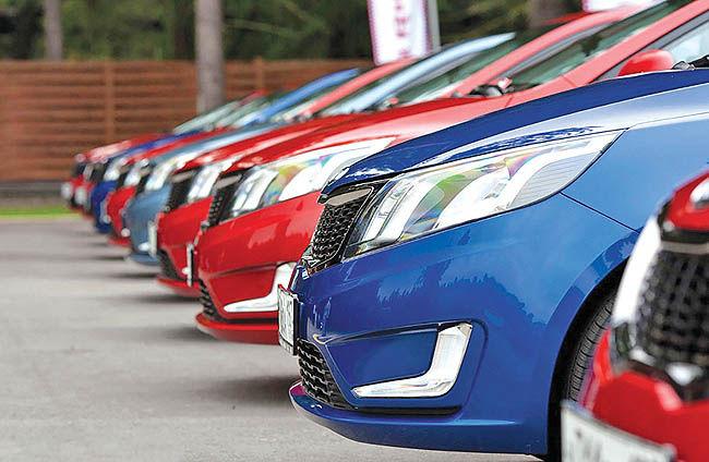 رشد بازار خودرو در اروپای غربی