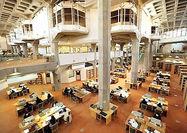 کتابخانه ملی ایران تعطیل شد