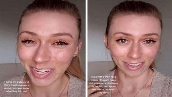 فریب نامزد اینترنتی زن جوان را شوکه کرد!