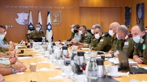 دستور نتانیاهو برای آمادگی مقابل تمام سناریوهای احتمالی