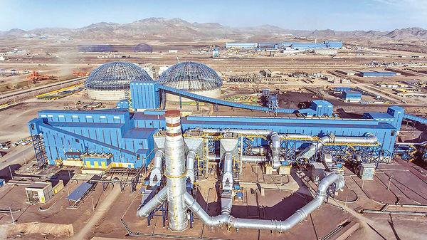 رشد 53 درصدی در سنگآهن سنگان