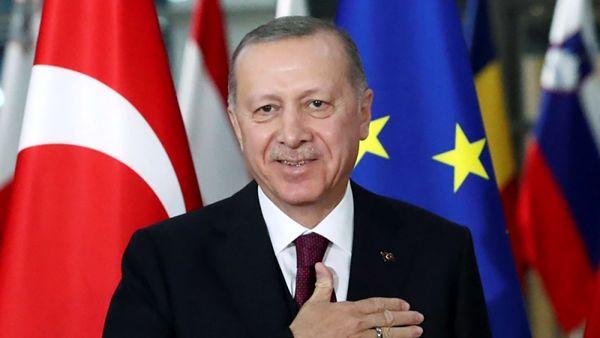 اردوغان به خیانت متهم شد