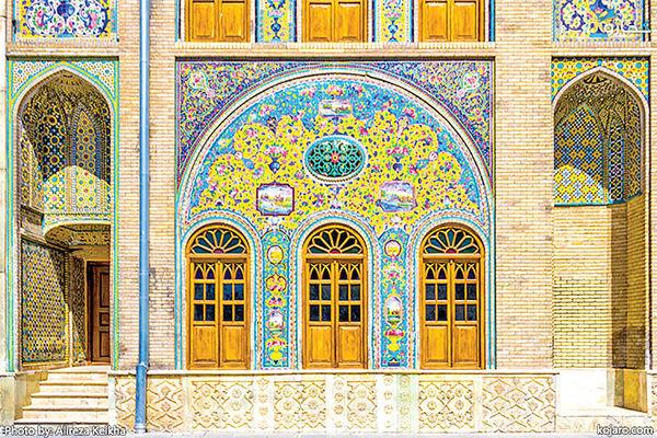 تصنیفخوانی خوانندگان مطرح در کاخ گلستان