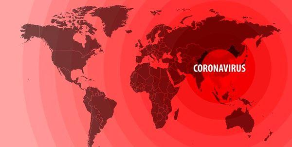 آمار مبتلایان و قربانیان کرونا در جهان