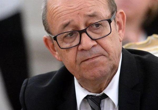 سفر مجدد وزیر خارجه فرانسه به بیروت