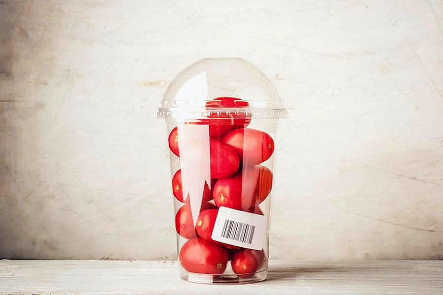 بستهبندیهای خوراکی جایگزین پلاستیکها