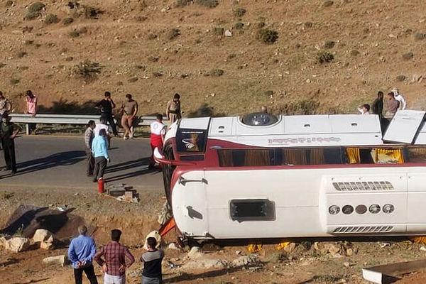 روایت یکی دیگر از خبرنگاران حاضر در اتوبوس مرگ از وقوع حادثه