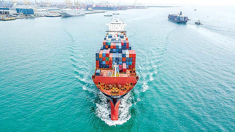 وزن 30 گروه کالایی در سبد صادراتی
