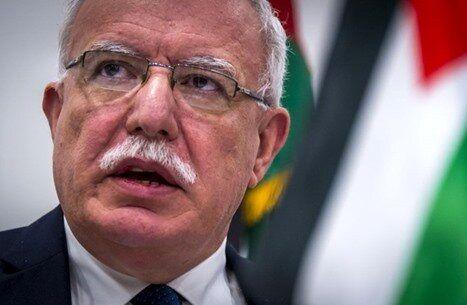 وزیر خارجه فلسطین: با انتخاب بایدن شاهد پنجرهای از فرصتها هستیم