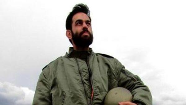 شاطری که مدافع حرم شد + عکس