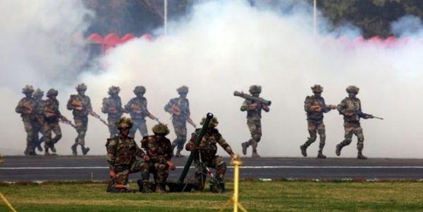 رزمایش عظیم ارتشهای هند و روسیه در ولگوگراد