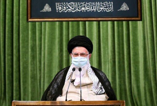 زمان سخنرانی رهبر انقلاب در روز قدس