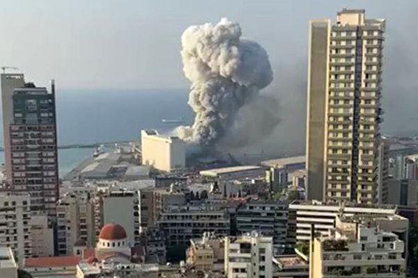 انفجار در بیروت کار رژیم صهیونیستی بوده است؟