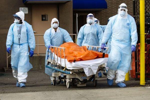 شمار مبتلایان کرونا در آمریکا از ۱۰ میلیون نفر گذشت
