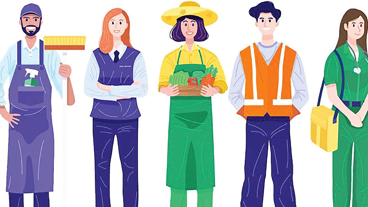 8 شغل با بیشترین میزان استخدامها در 2021