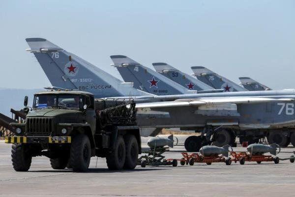حمله پهپادی به پایگاه هوایی حمیمیم در سوریه