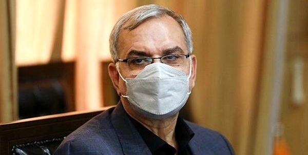 سفر سرزده وزیر بهداشت به زنجان