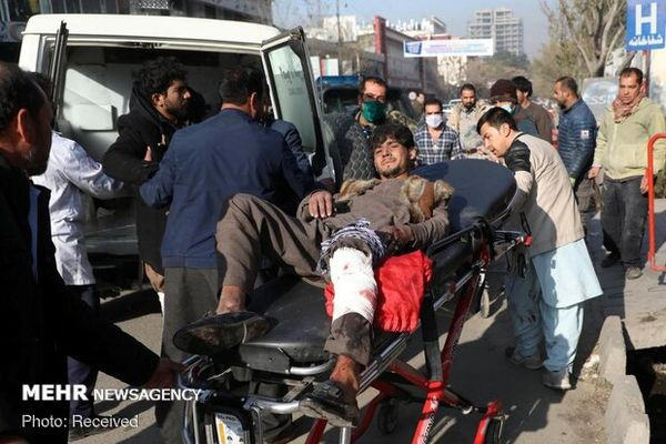 ادعای داعش درباره حمله راکتی امروز در کابل