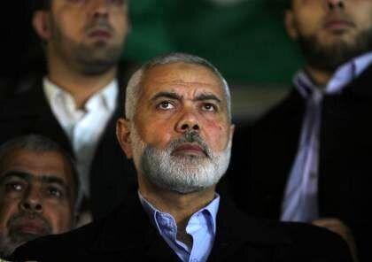 هنیه: تنها چیزی که برای اسرائیل مهم است دست یابی به جای پای نظامی و اقتصادی نزدیک ایران است
