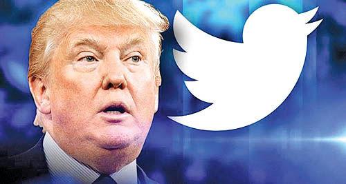 حذف 11 دقیقهای اکانت توییتر ترامپ