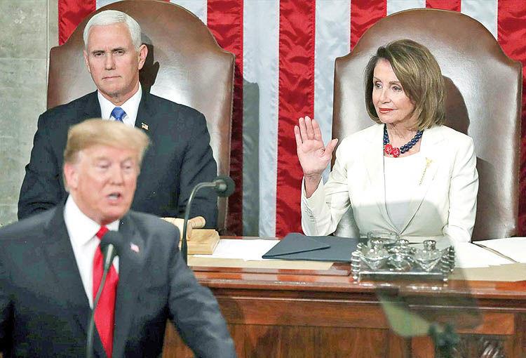 تقابل تراژیک در کنگره آمریکا