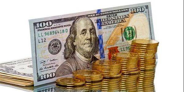 قیمت دلار، یورو، سکه و طلا در سال 99