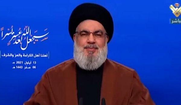 درخواست دبیر حزب الله در آستانه ورود تانکرهای سوخت ایران به لبنان