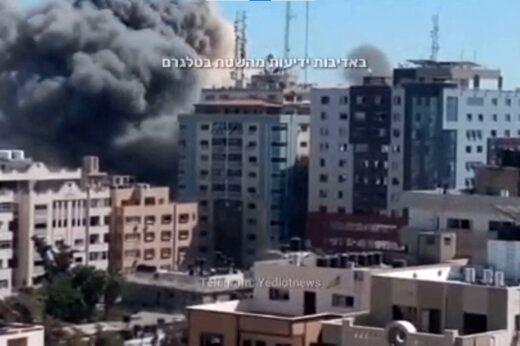 درخواست فوری سناتورهای آمریکایی درباره درگیری غزه