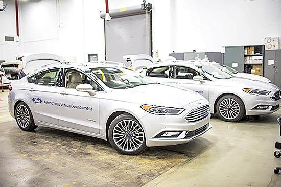 گام بلند توسعه خودروهای خودران