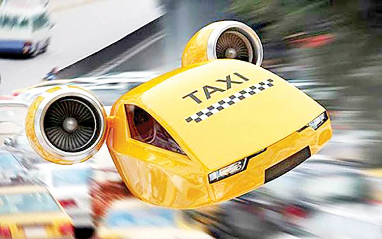 بررسی تاکسیهای پرنده در جیام