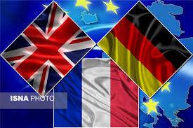 تروئیکای اروپا پیش نویس قطعنامه ضد ایرانی را پس گرفت