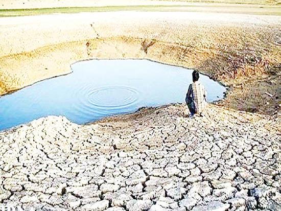 مواجهه با وضعیت کم بارشی در سال جاری