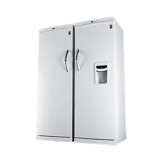 انواع یخچال دوقلو در بازار چند؟