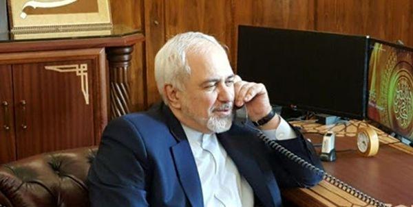 رایزنی تلفنی ظریف با وزیر خارجه توگو