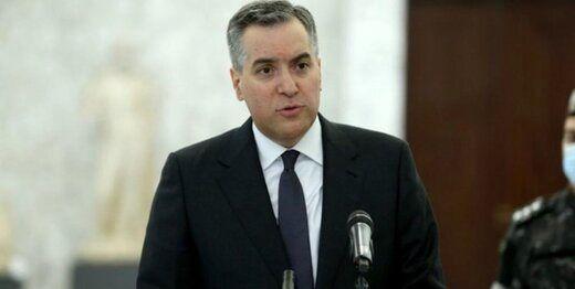 مصطفی ادیب، نخست وزیر لبنان استعفا کرد