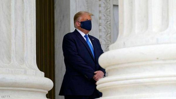 بازگشت ترامپ به کاخ سفید