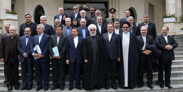 اتهام عجیب استاندار دولت احمدی نژاد به دولت روحانی